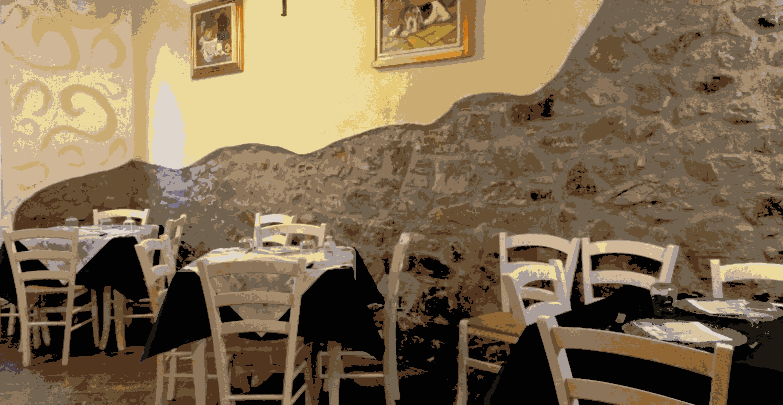 Il ristorante promuove il territorio